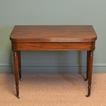 Antique Tea Table
