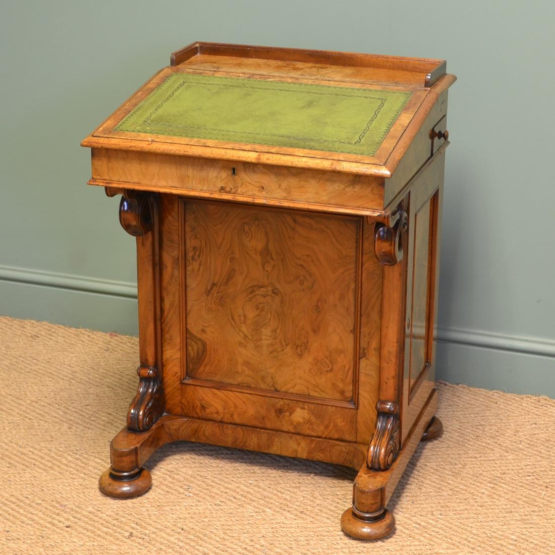 Antique Davenport Desk Antiques World