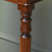 Fine Regency Mahogany Small Antique Side / Occasional Table