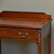 Quality Warring and Gillows Antique Edwardian Writing Table