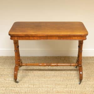 Quality William IV Oak Antique Centre Table