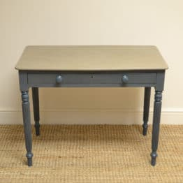 Gillows Design Regency Country House Painted Antique Side Table