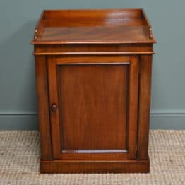 Small Quality Antique Victorian Cupboard