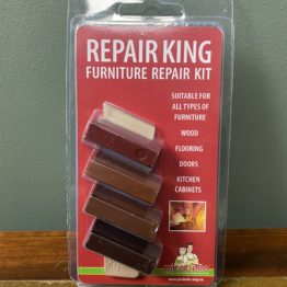 Repair King furniture Care Pack – Wax Filler Sticks – Dark