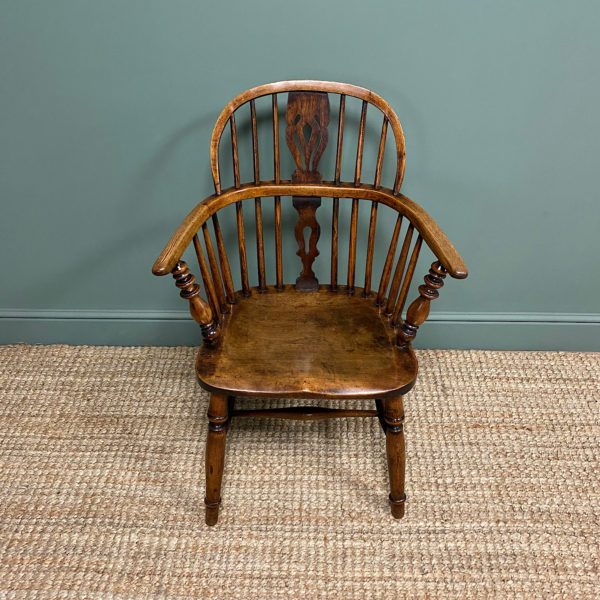Country House Elm & Ash Antique Windsor Chair