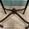 Edwardian Mahogany Occasional Lamp Table